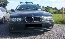 BMW E39 520i 2001 Touring romper M54 Motor Derecho O/S N/S Izquierdo Oxford Verde