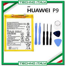 BATTERIA PER  HUAWEI P9 P10 P20 LITE - P SMART 3000mah PARI ALL' ORIGINALE+ KIT