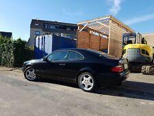 Mercedes Benz clk 320 w208 ELEGANCE AMG Felgen 144tkm original mit Mängeln