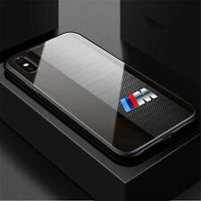Símbolo de logotipo en la serie M Premium BMW Funda Coche Deportivo iPhone Samsung Huawei