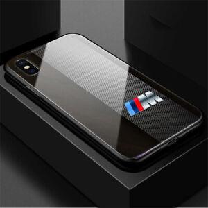 Premium BMW M Series Logo Symbol Sports Car Case Cover iPhone Samsung Huawei