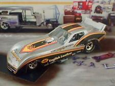 """The Mongoose"" Tom McEwen Chevrolet Corvette Funny Car 1/64 Scale Limited Edit C"