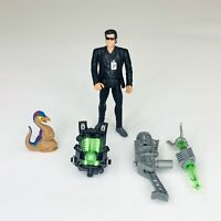 Jurassic Park 1994 Series 2 Ian Malcolm w/ Gallimimus Hatchling 100% Complete