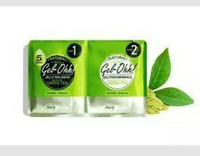 Avry Beauty Jelly Gel Ohh Pedicure Spa Bath - Green Tea