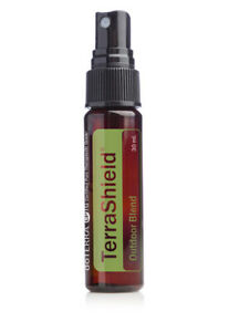 doTERRA TerraShield 30ml pump spray bottle (Expired: 4/2020)