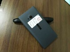 A++ Rear Panel Battery Back Door Cover For Nokia Lumia 730 Dual SIM RM-1040 BLK
