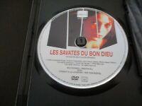 """RARE DVD NF """"LES SAVATES DU BON DIEU"""" Stanislas MERHAR / de Jean-Claude BRISSEAU"""