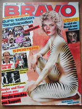 BRAVO 30- 1982 (4) Kim Wilde Helen Schneider Police Franz von Spider Murphy Gang