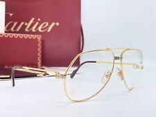 2c169b987079 Occhiali Cartier Vendome Santos N.O.S. - Sunglasses Frames Lunettes  Eyeglasses