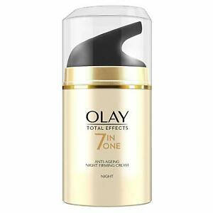 Olay Total Effects 7 In 1 Anti Ageing Night Firming Cream, 50 gm