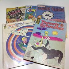 Vintage Comic Book Lot Tweety Sylvester Bobs Big Boy Casper Comic Capers