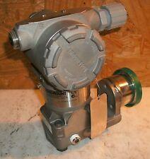 Rosemount 3051CA3A22A1JS1B404 SMART Pressure Transmitter 100-300 PSI SANITARY