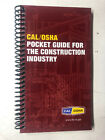 10 QUANTITY ---  Cal/OSHA Pocket Guide for the Construction Industry - June 2019