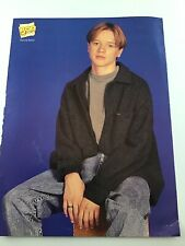 Vintage 90s' Devon Sawa + Tamera & Tia Mowry Pinup BOP Teen Magazine 1 Page