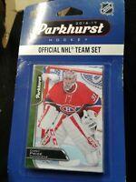 upper deck 2016-17 parkhurst hockey all star team set -- Montreal CANADIENS