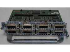 GENUINE Cisco NM-8A/S 8-Port Async/Sync Serial Module