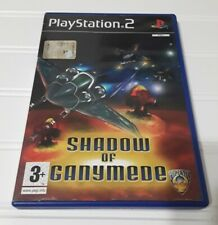 Shadow Of Ganymede - Sony PlayStation 2 PS2 PAL Europe Exclusive Shmup US Seller