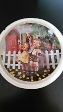 Hummel Collector Plate Danbury Mint Come Back Soon Certificate Limited Edition