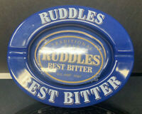 "Ruddles Best Bitters Astray England Coaster Holder Bar Accessory 9"" x 7"""