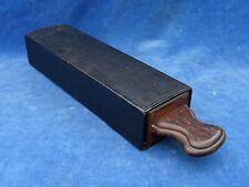 BOITE POUR RASOIRS COUPE-CHOUX Box for straight razors - XIX