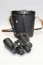 Vintage  WWII Bausch & Lomb US Navy BU Ships Mark 13 Mod. 6 Binoculars 7x50