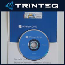 Microsoft Windows Server 2012 R2 Standard Edition 64Bit 2 CPU OEM