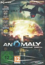 PC Spiel + ANOMALY WARZONE EARTH + Gold Edition + Schlachten + Strategie +