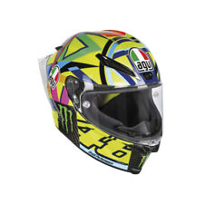 NEW AGV Pista GP R Soleluna 2016 Monster Carbon Helmet Size ML #6021O0HM001ML