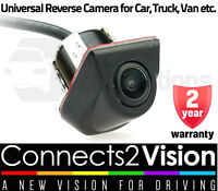 Universal reverse car van truck camera reversing parking rear view camera C2