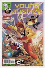 Young Justice 3 DC 2011 NM Superboy Robin Kid Flash Aqualad