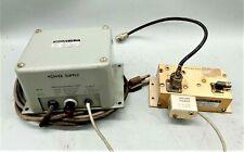 Sinclair Radio Laboratories Model A-3Bo1C Preamplifier Freq 467.575 Mhz + Power