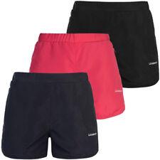 LA Gear Pantaloncini Bermuda IN Tessuto Donna Costume Pantaloni Sportivi Fitness