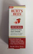 Burt's Bees Renewal Smoothing Eye Cream, .58 oz