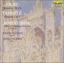 Faure: Requiem, Op. 48 / Durufle: Requiem, Op. 9, New Music