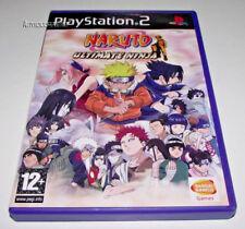 Naruto Ultimate Ninja PS2 PAL *No Manual*