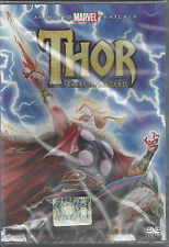Dvd **THOR ~ TALES OF ASGARD** Animated Marvel Features nuovo sigillato 2011