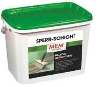 MEM Sperr-Schicht 10,5 kg NEUWARE TOP OVP