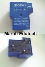 2Pcs Power Relay PCB Mountable Relay 30A - 2 Pieces Relay.