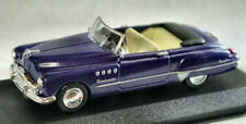 1949 BUICK ROADMASTER CONV 1:43 NEW RAY DISPLAY BASE & CASE WINDOW BOX MINT NOS
