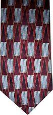 100% silk Men's neck tie. silk tie Designer Tie Franco Forssi Milan neck wear BN