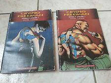 Lnglese Freeman rapito a Chinatown 1-2