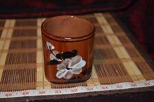 Mexican Pottery Terra Cotta Southwest Design  Coffee / Tea Mug, Cup Floral