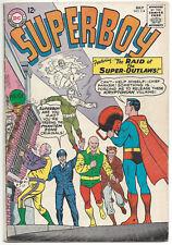 Superboy #114 (VG) 1964