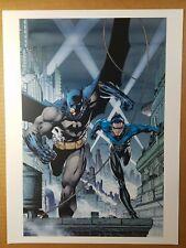 New ListingBatman 615 Nightwing Dc Comics Poster by Jim Lee