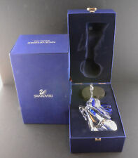 "Swarovski Crystal Isadora Magic Of Dance Mint Box & Case (8"" Tall)"