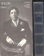 WILDE Oscar - Opere