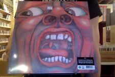 King Crimson In the Court of the Crimson King LP sealed 200 gm vinyl reissue
