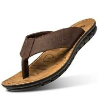Men Sandals Summer Casual Slippers Shoes Beach Water Fishing Non Slip Flip Flops