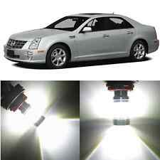 Alla Lighting DRL Light 3757AK 3157KX Super White LED Bulbs for Cadillac STS XLR