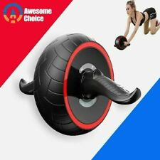 Fitness Ab Carver Pro Roller Wheel for Core Workouts Home Gym Abs Roller